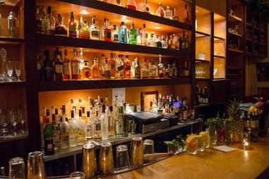 Martini Bar at Raleigh Hotel Miami Beach