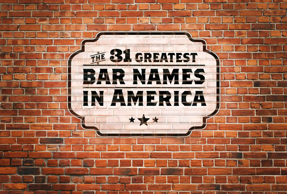 The 31 Greatest Bar Names in America - Featuring Jon Taffer
