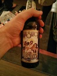 wasatch brewing polygamy porter