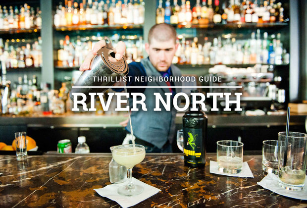 The 11 Essential Places to Drink in River North