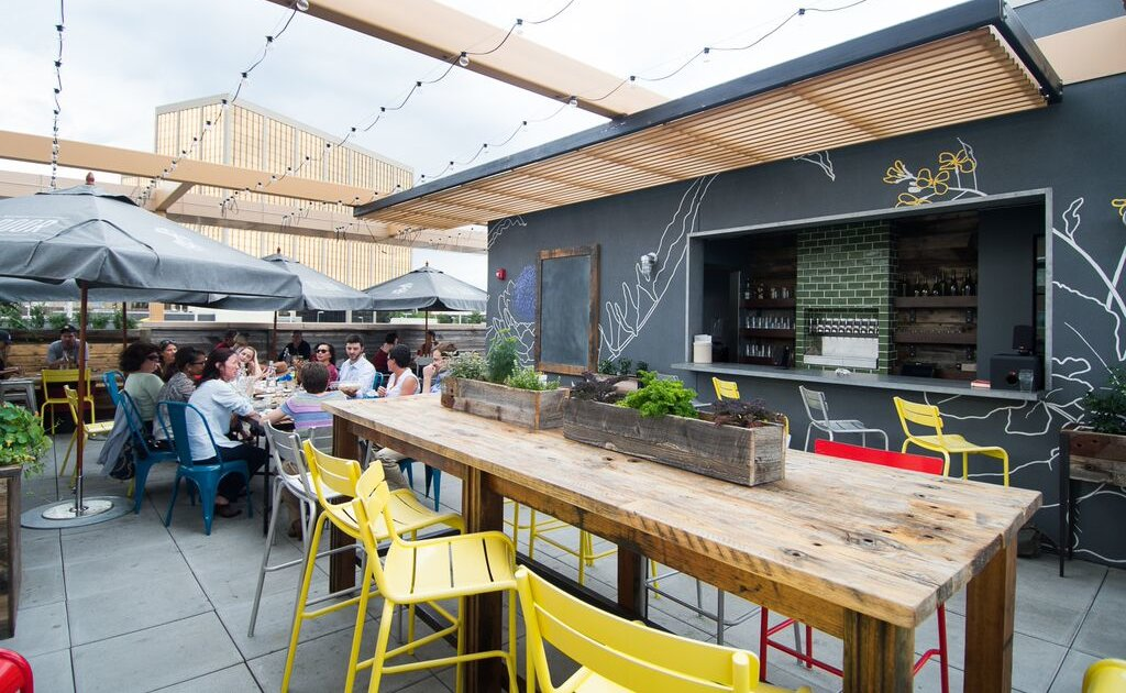 The patio power rank the 32 best outdoor drinking spots for Fish fast food near me