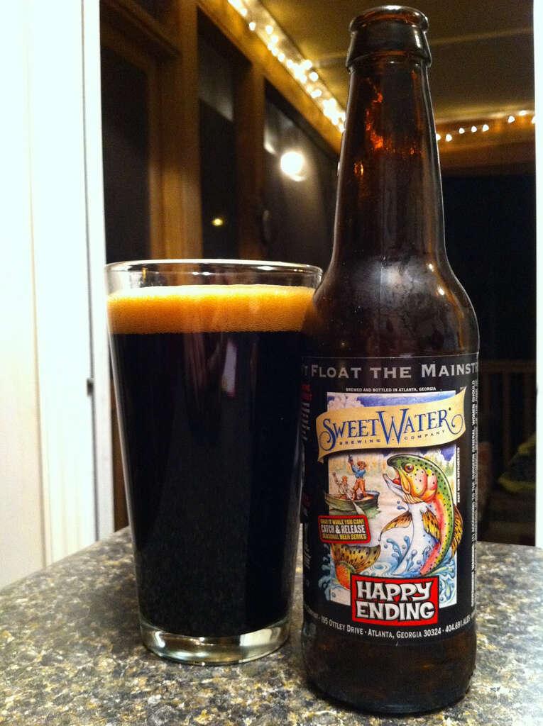 sweetwater happy ending beer