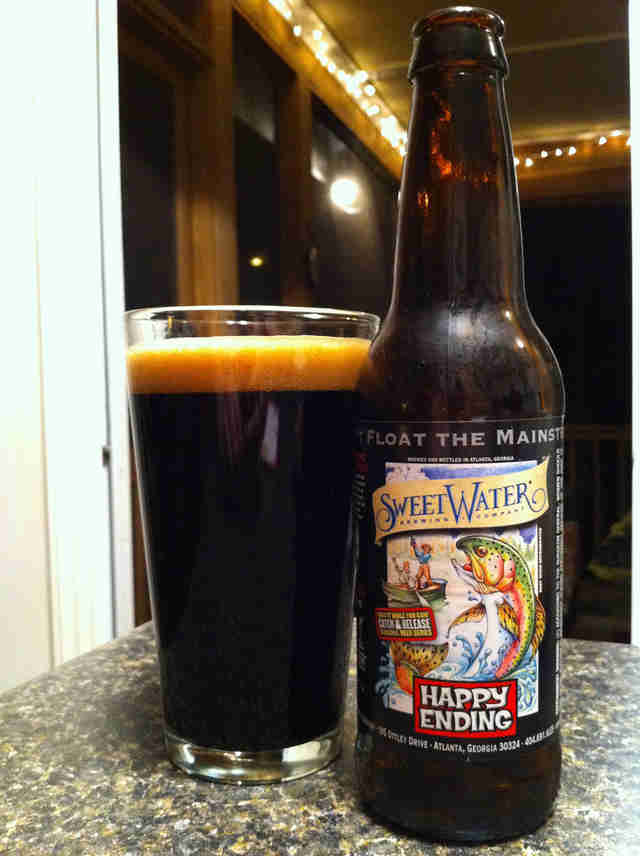 sweetwater happy ending beer
