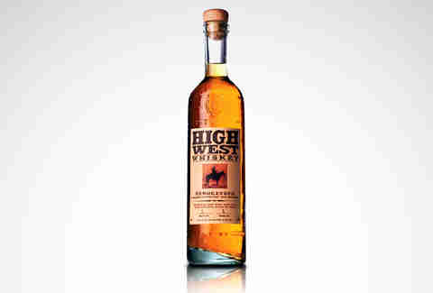 high west rye whiskey