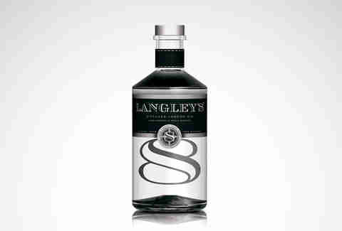 langley's distilled london gin