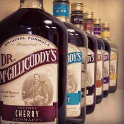 Dr. McGillicuddy's bottles