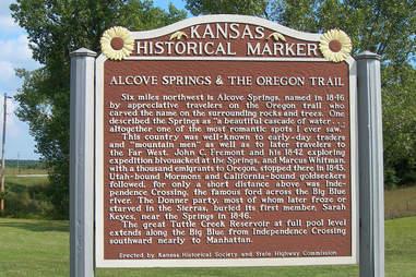 Kansas Historical Marker