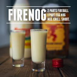 Firenogg shot