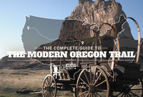 The Complete Guide to the Modern Oregon Trail - Thrillist