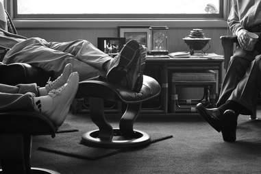 Sitting Room Scene