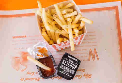 Whataburger ketchup