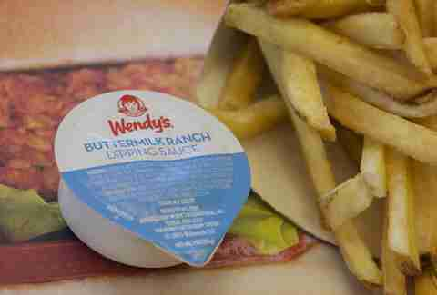 Wendy's buttermilk ranch