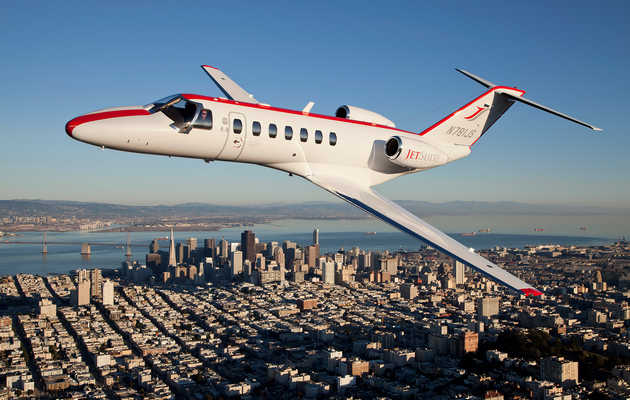JetSuite Is Giving Away Private Jet Flights...For $4