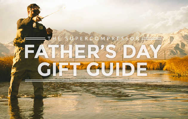 The Supercompressor Father's Day Gift Guide 2015