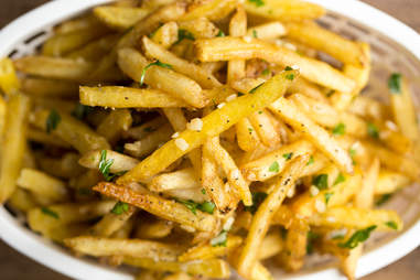 Giants Garlic Fries — Thrillist Recipes