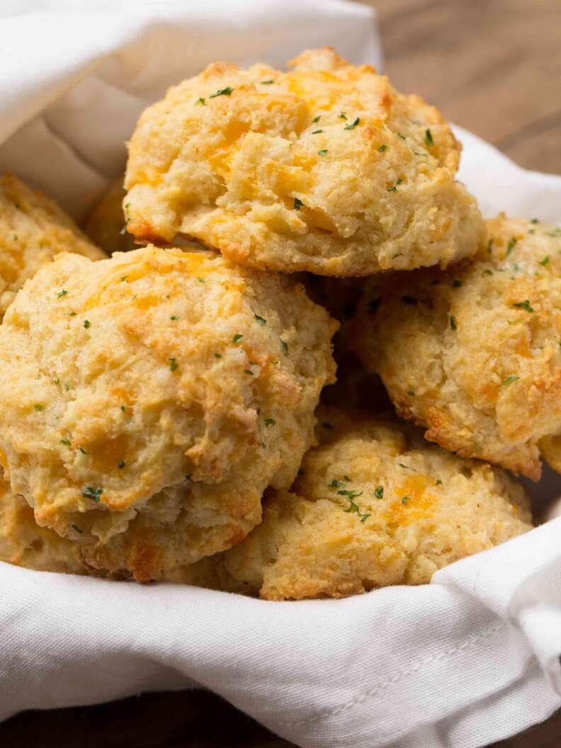Cheddar Bay Biscuits — Thrillist Recipes