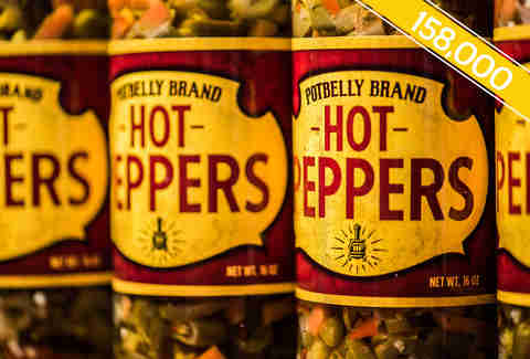 Potbelly Peppers