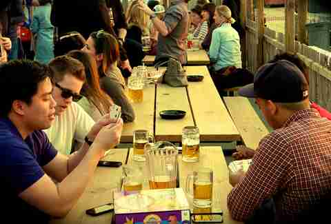Best Outdoor Patio Bars In Charlotte Thrillist