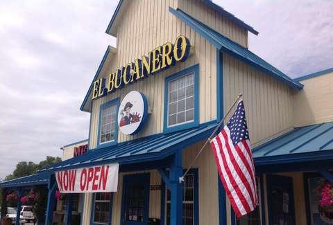 Mariscos El Bucanero A San Antonio Tx Restaurant