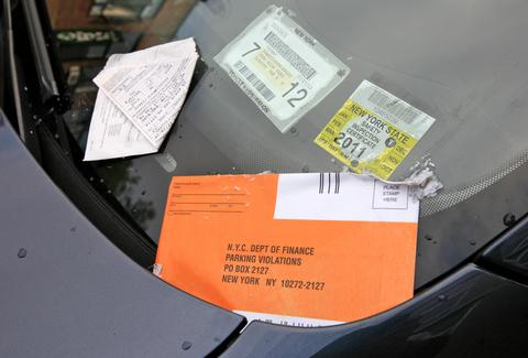 Nyc Parking Ticket App Winit For Iphone Fights Parking Tickets