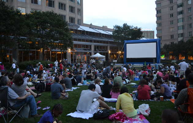 Every Outdoor Movie Screening in Boston, Now in One Calendar