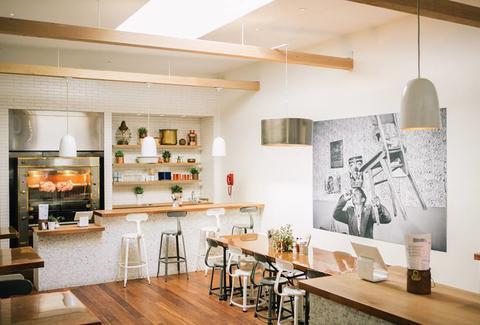 Souvla: A San Francisco, CA Restaurant.