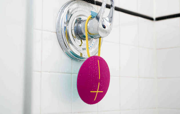 This Is The Best Speaker You Can Take In The Shower