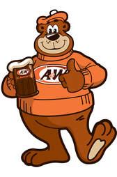 A&W Mascot