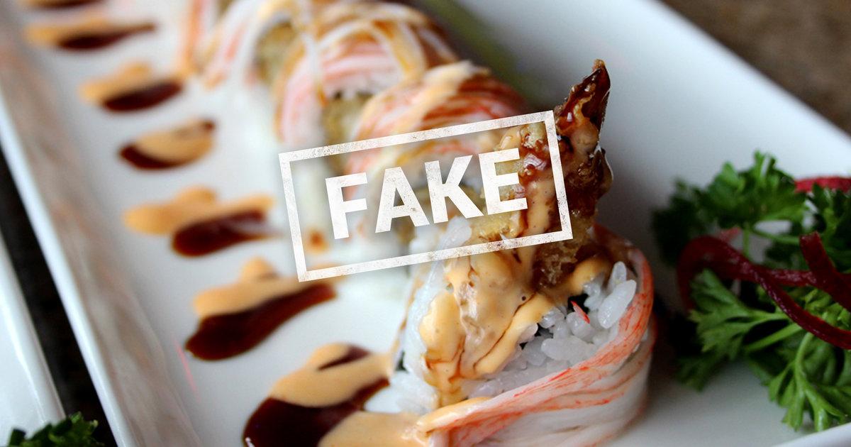 18 Ways To Spot A Fake Sushi Restaurant Thrillist