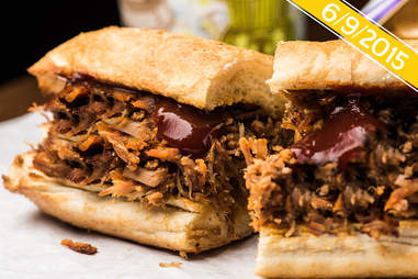Potbelly Pulled Pork