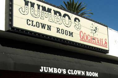 Jumbo's Clown Room