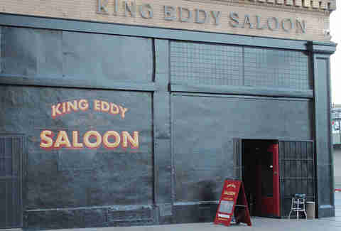 King Eddy's Saloon