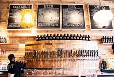 Jolly Pumpkin Pizzeria & Brewery