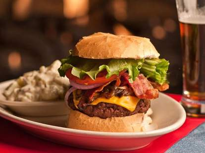 tessaro's burger