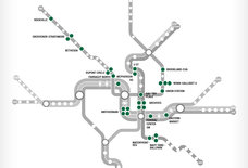 The DC Summer Self-Improvement Metro Map