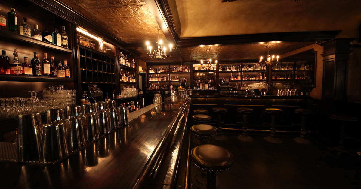 Best Speakeasy Bars In The World Hidden Speakeasies To