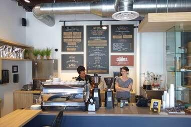 Cafe Curuba in Miami