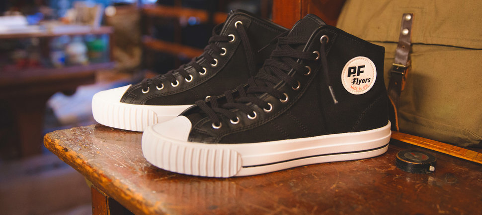 12 Glorious Moments in the American History of PF Flyers