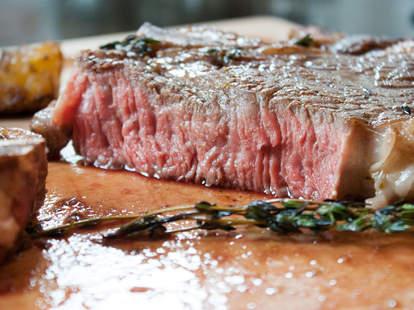 Sous Vide Steak — Thrillist Recipes
