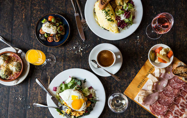 The 12 Hottest New Brunches in SF