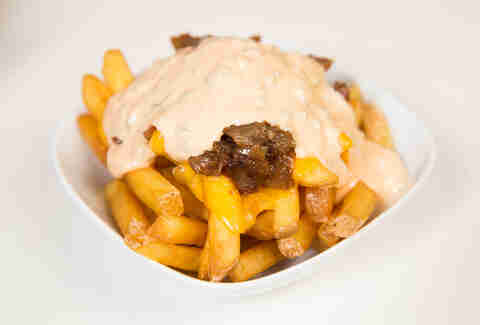 In-N-Out Animal Style Fries — Thrillist Recipes