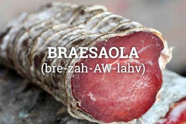 braesaola