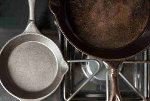 How to season a cast iron skillet — Thrillist Recipes
