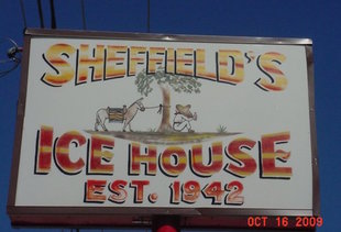Sheffield's Ice House