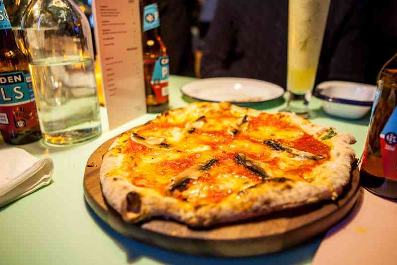 Best Pizza In The Uk Thrillist