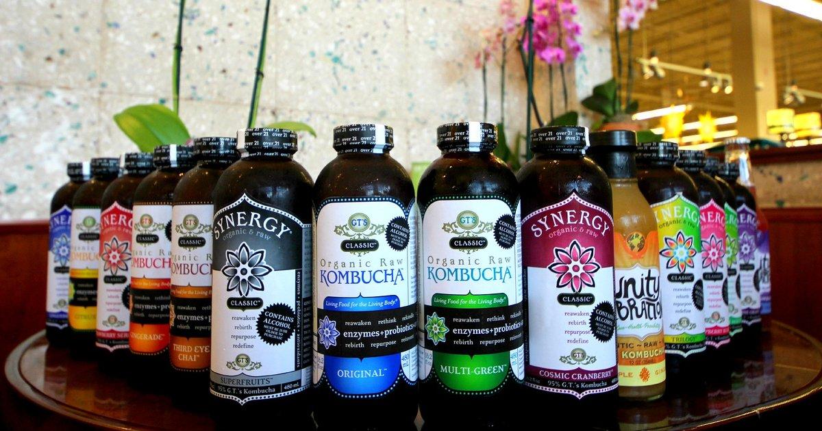 Kombucha Beer Whole Foods