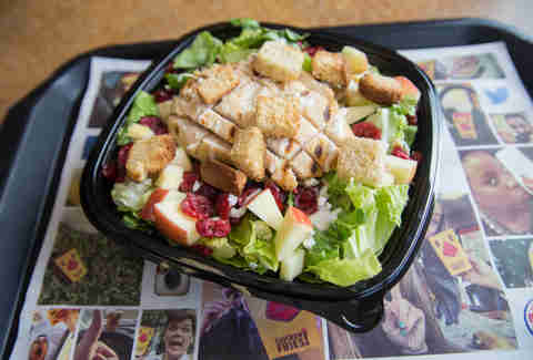 Best Fast Food Salads Healthy Fast Food Thrillist
