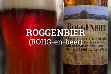 Roggenbier