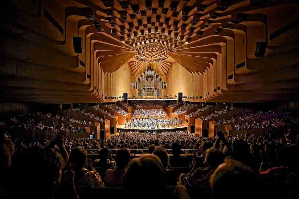 Sydney Opera House Acoustics Design