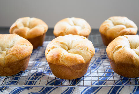 Chocolate Cruffins — Thrillist Recipes